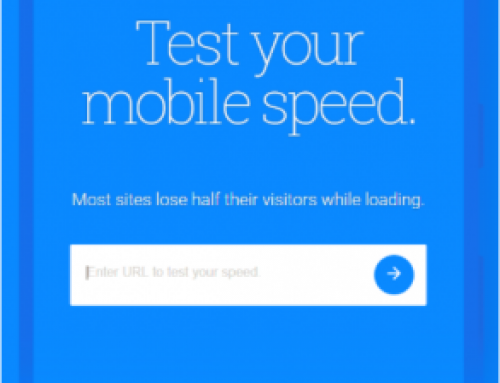 The importance of Mobile Web Performance
