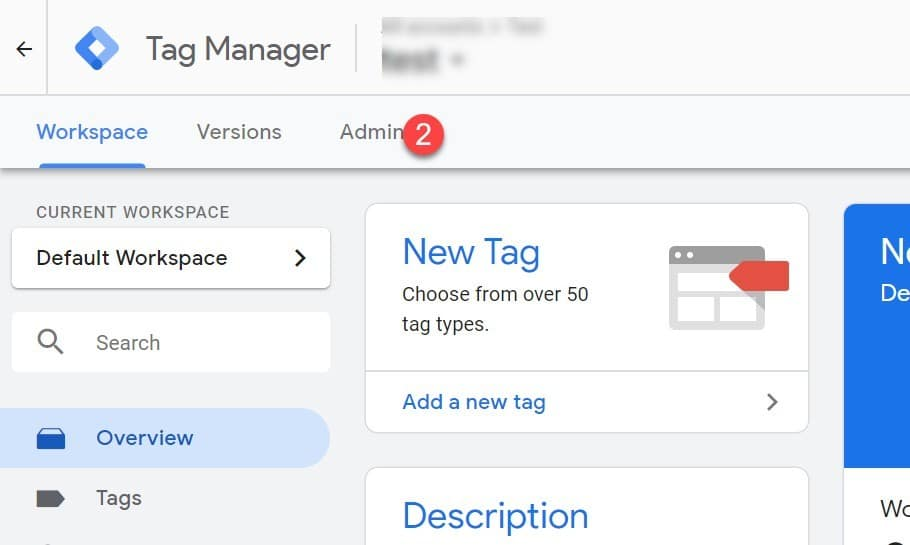 How To Add Permissions in Google Tag Manager