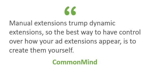 CommonMind Advertising Team Quote