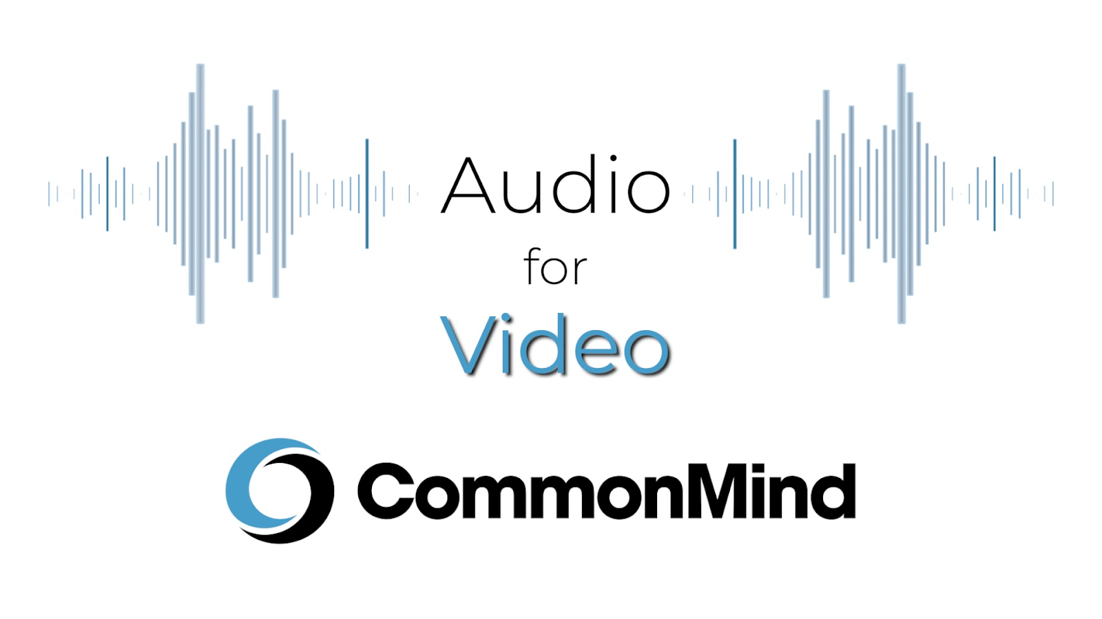 high-quality audio for video
